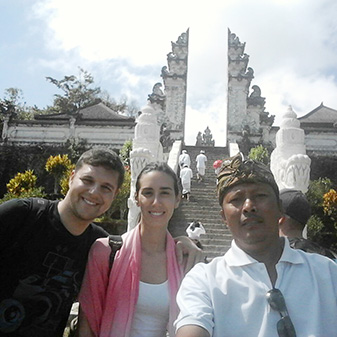 about bali indo tour