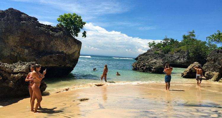 Labuan Sait Beach Padang Padang Beach