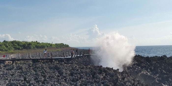 waterblow nusa dua
